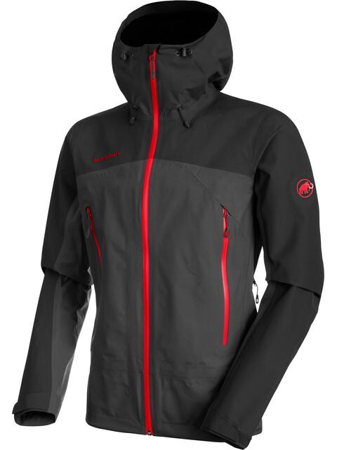 Mammut M's Convey HS Hooded Jacket graphite-black